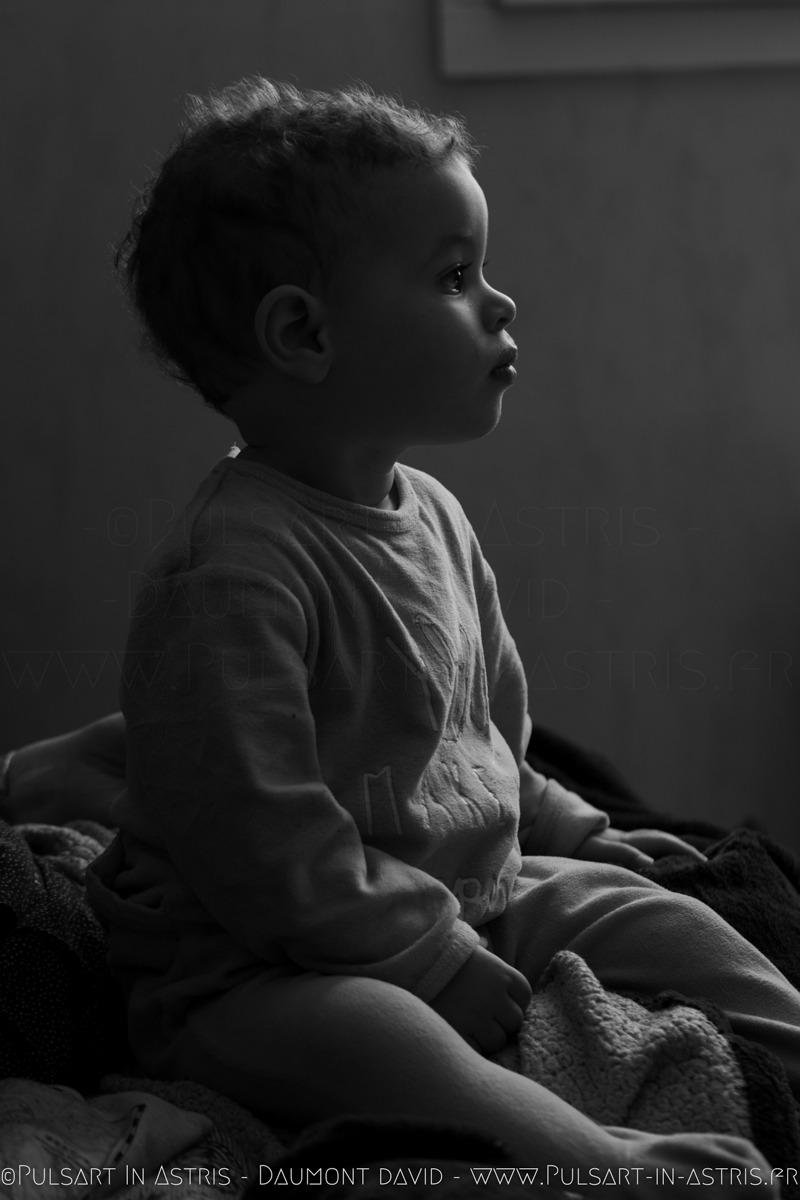 Portrait enfant fille