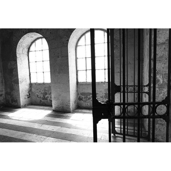 Photographie roseraie Blois, loir-et-cher, affiche décorative