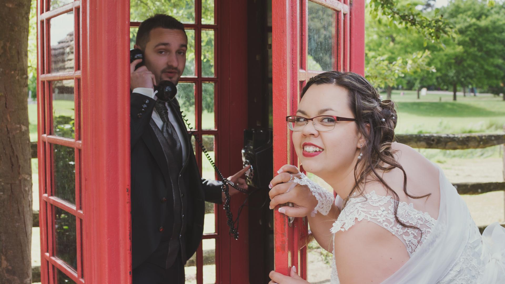 couple mariage photo