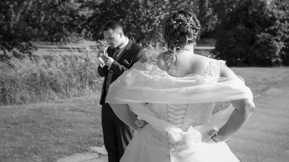 photo mariage style cinéma
