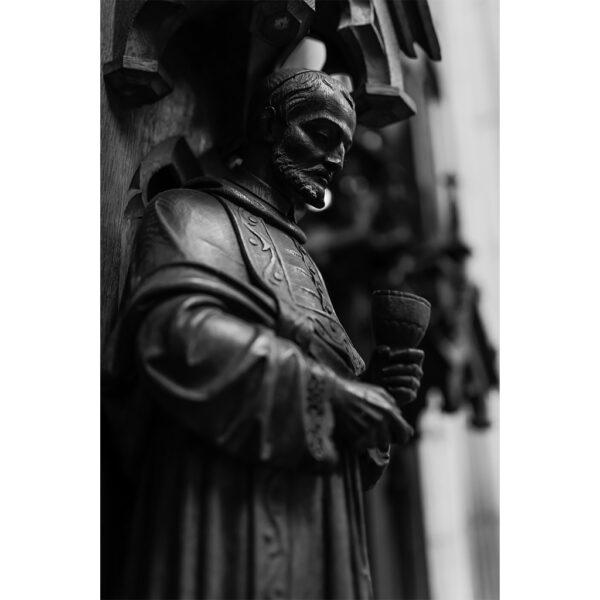 sculpture bois cathédrale 1