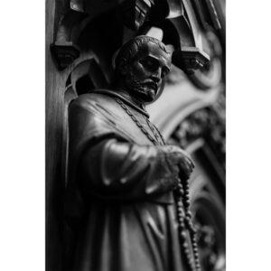 sculpture bois cathédrale 9