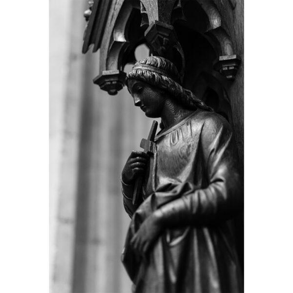 sculpture bois cathédrale 10