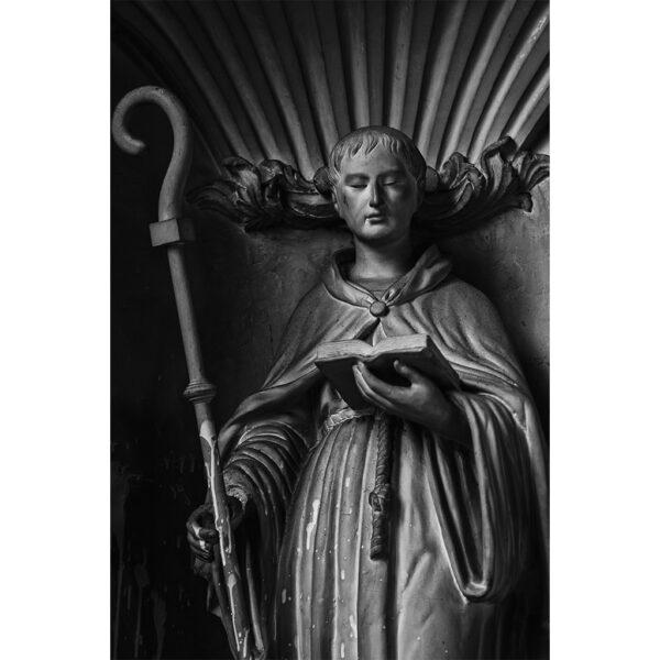 statue religieuse blois