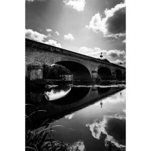 pont reflet